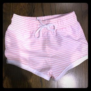 Minnow swim trunks, size 2T